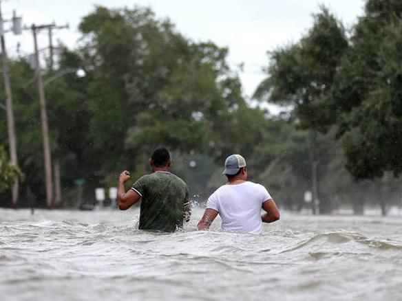 Ущерб от штормов и наводнений в США за полгода составил $1,2 млрд