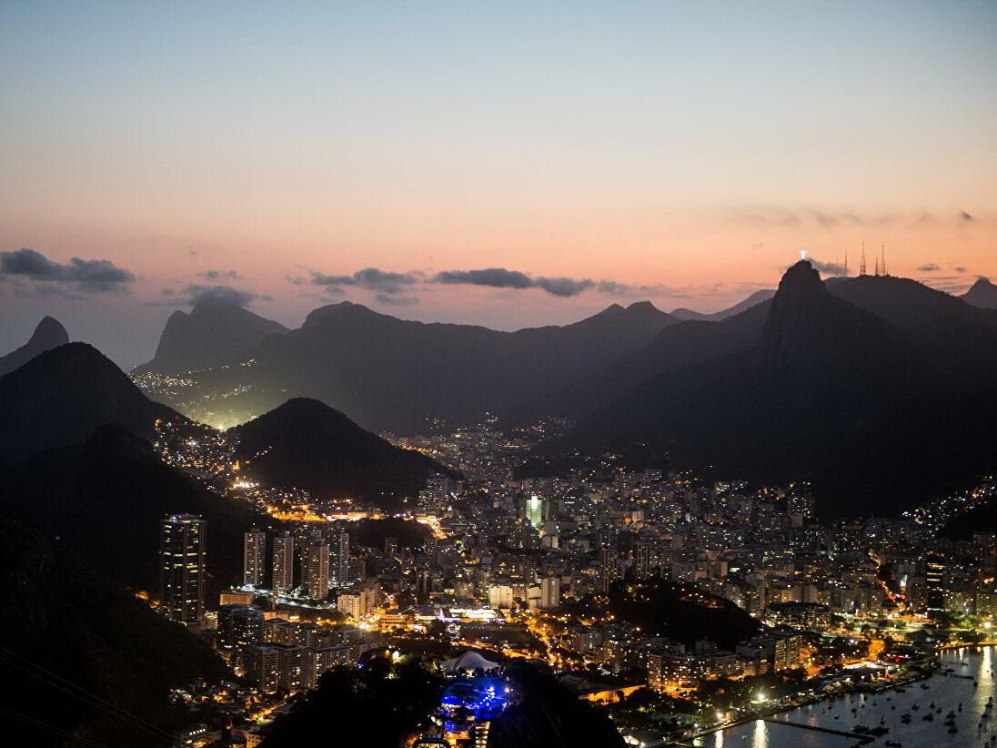 В Бразилии взорвался резервуар с этанолом
