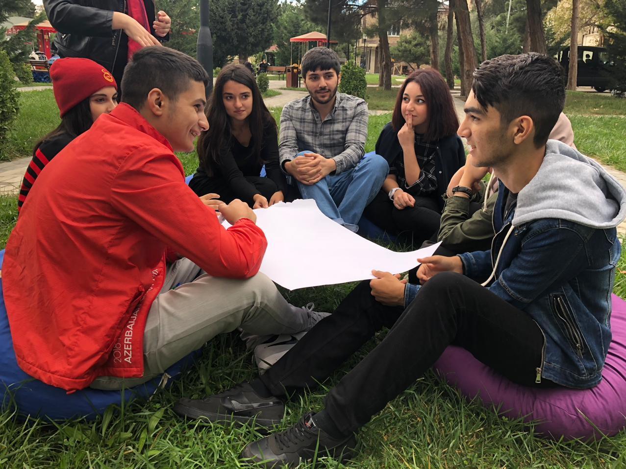 Новая жизнь Домов молодежи в Азербайджане: как Ниджат Мехтиев получил свою первую работу – ФОТО