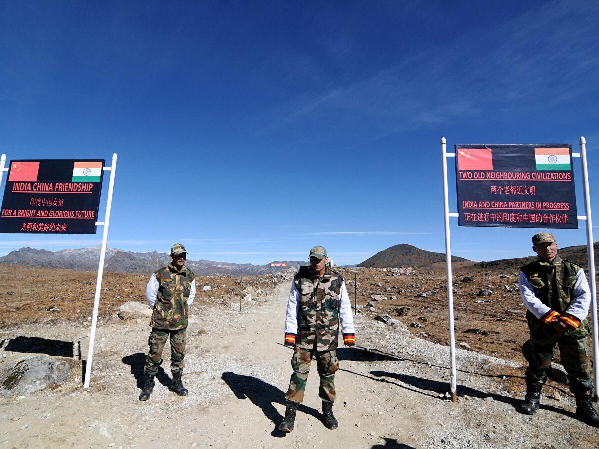 Китай обвинил Индию в нарушении соглашений по границе