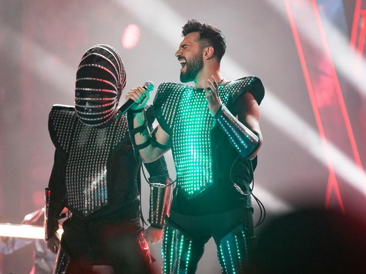 Грандиозный гала-концерт фестиваля «Жара-2019» на Первом канале – ВИДЕО
