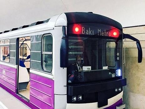 Metro gücləndirilmiş rejimə keçir