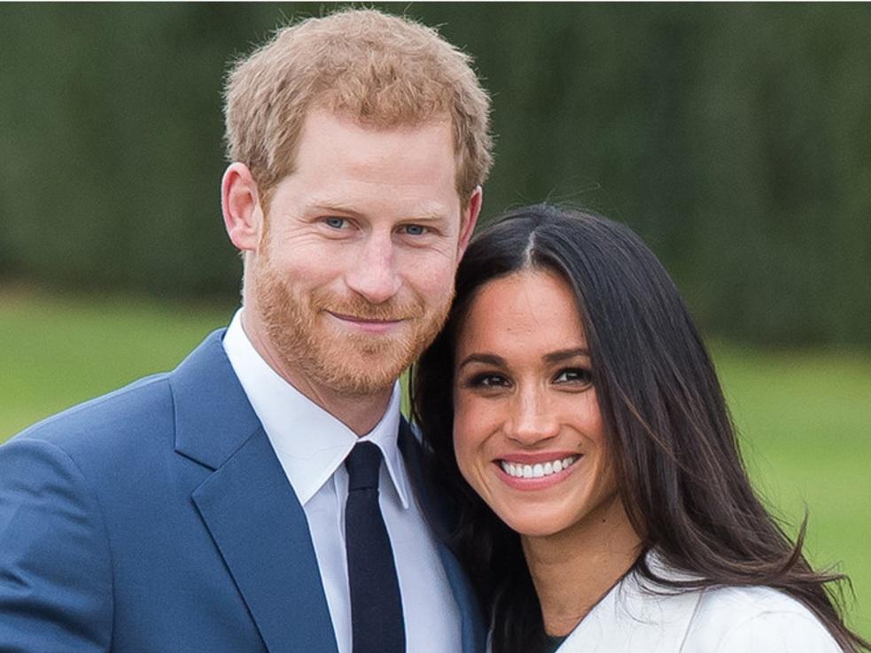 Принц Гарри и Меган Маркл временно сменят титул – ФОТО