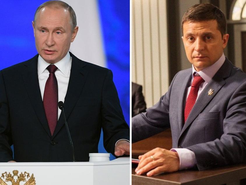 Песков рассказал, как Путин относится к Зеленскому
