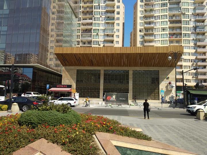 Станция метро «Хатаи» готовится к открытию – ФОТО