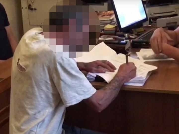 В Одессе армянин убил старушку за два телефона