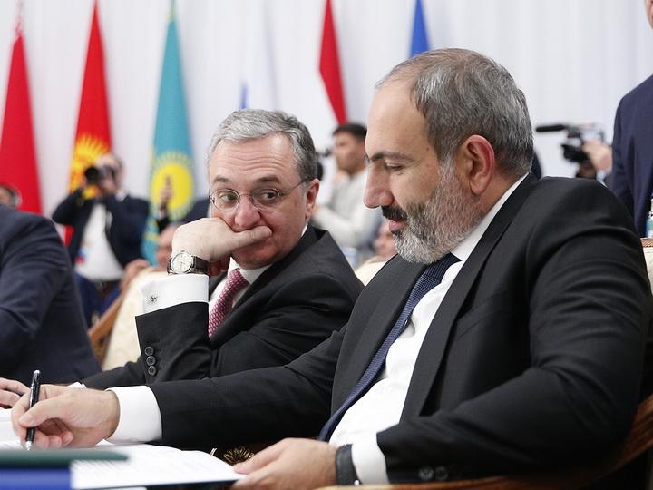 Глава МИД Армении об абсурдном заявлении Пашиняна в Ханкенди