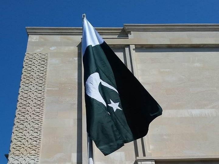 Pakistan səfirliyində bayraqqaldırma mərasimi olub – FOTO