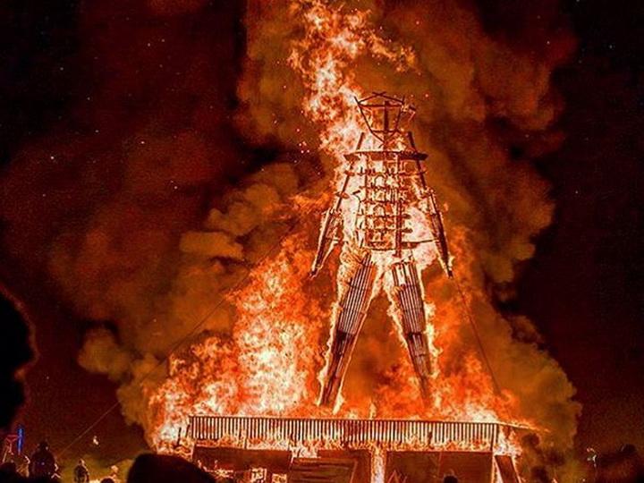 Азербайджанцы на Burning Man: Подробности участия команды Hypnotica в культовом фестивале - ФОТО