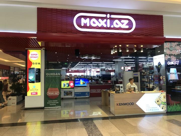Гурбан байрамы в Maxi.az - ФОТО - ВИДЕО
