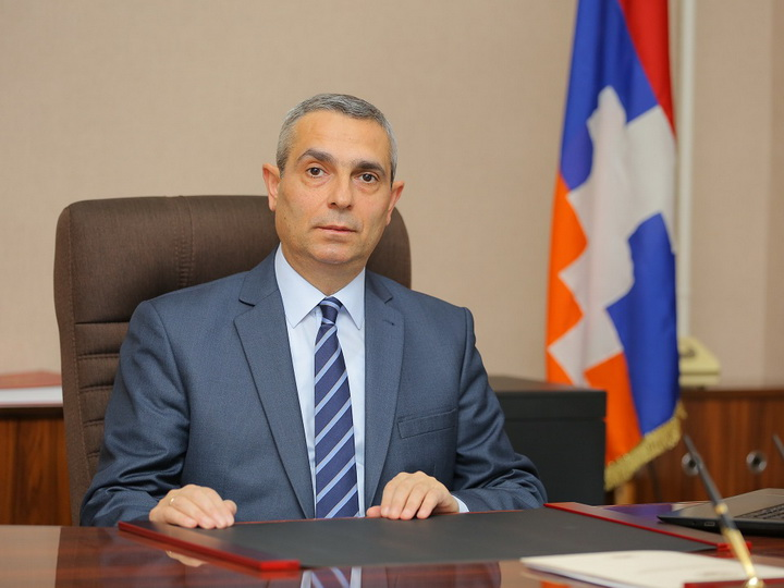 «Глава МИД» сепаратистского режима Карабаха решил стать «президентом»