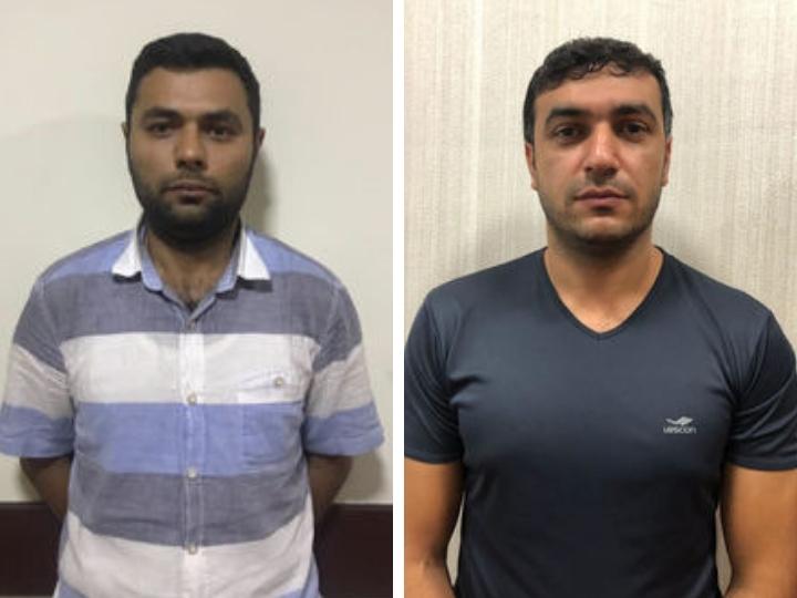 В Ширване арестованы вооруженные бандиты - ФОТО