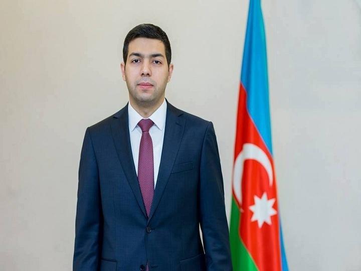 Ceyhun Salmanov: ASAN komandası olaraq daim yeni texnologiyaların, innovasiyaların dövlət idarəçiliyinə tətbiqinə çalışırıq