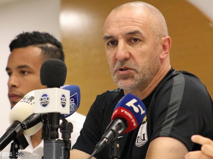 Роберто Бордин: «Бней Йегуда» постарается удержать преимущество, добытое в первой игре»