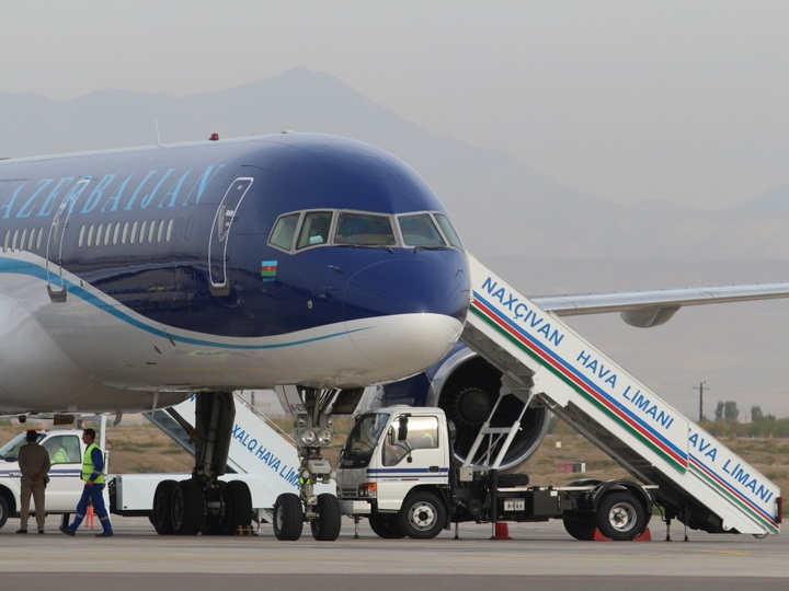 Полеты из Турции в Нахчыван осуществляются по новому воздушному коридору