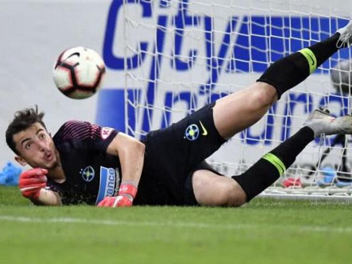 Вратарь румынского «Стяуа» потерял сознание во время матча - ФОТО