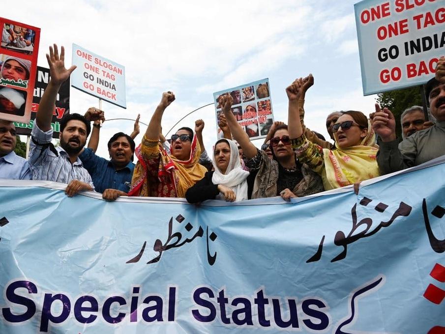 Азербайджан перед выбором: Пакистан или Индия? - Мнение Эркина Гадирли