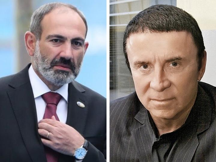 Грант Багратян: Пашинян ведет себя как Кашпировский