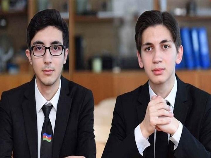 Əkiz qardaşlar yüksək balla Azərbaycan Tibb Universitetinə qəbul olublar – VİDEO