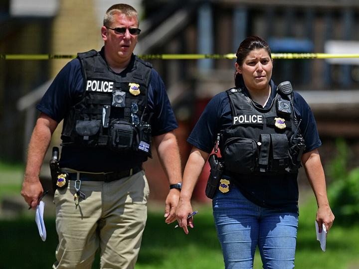 В США два человека погибли в перестрелке около университета Алабамы