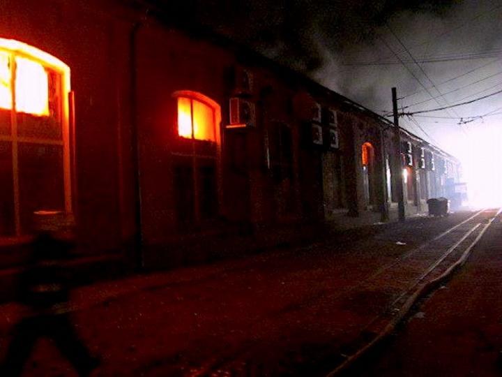 Полиция Украины - об азербайджанцах среди пострадавших во время пожара в одесском отеле