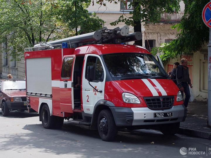 При пожаре в гостинице в Одессе погибли восемь человек