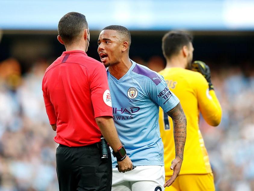 «Манчестер Сити» и «Тоттенхэм» поделили очки в матче АПЛ - ФОТО
