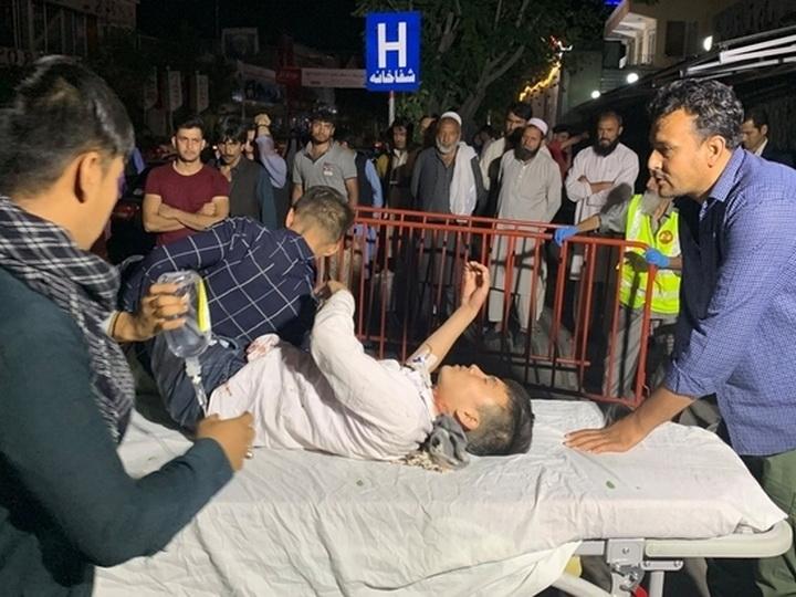 На свадьбе в Кабуле прогремел взрыв, есть погибшие - ФОТО