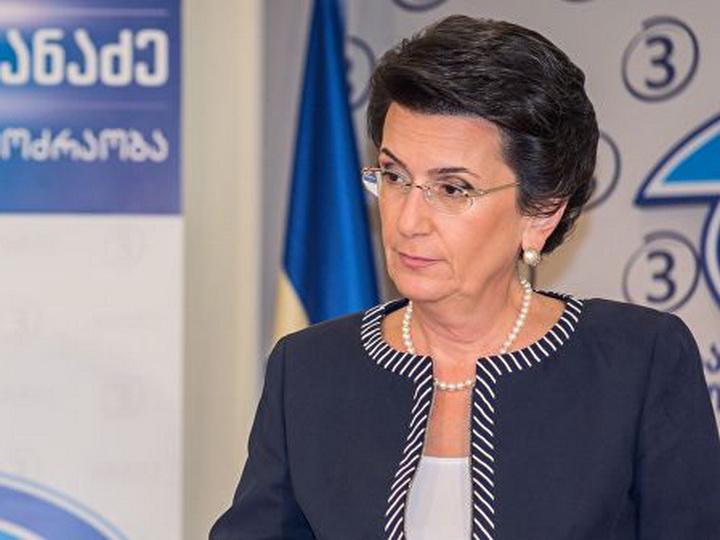 Бурджанадзе назвала решение Грузии о выходе из СНГ ошибкой