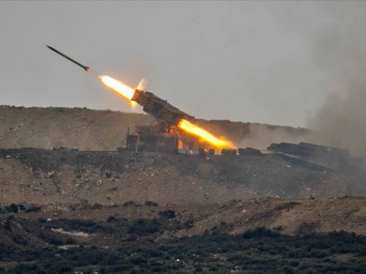 ВС Турции нанесли удар по PKK/YPG на северо-западе Сирии