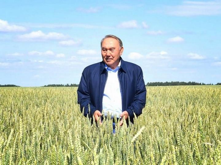 Nazarbayev öz mahnısı üçün klip çəkdirib - VİDEO