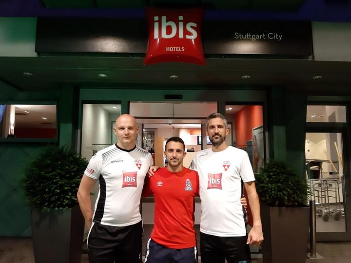 СК «Ясамал» будет сотрудничать с немецким клубом