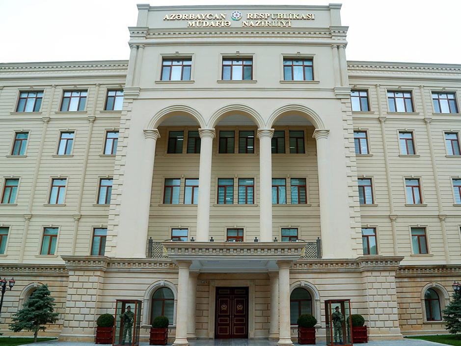 Минобороны Азербайджана выразило благодарность всем участникам поисковых операций