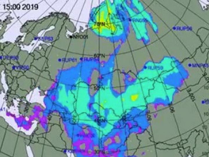 После взрыва под Северодвинском радиоактивное облако могло накрыть Азербайджан - ВИДЕО
