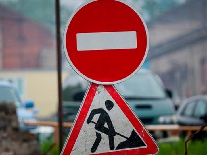 В центре Баку ограничивают движение транспорта