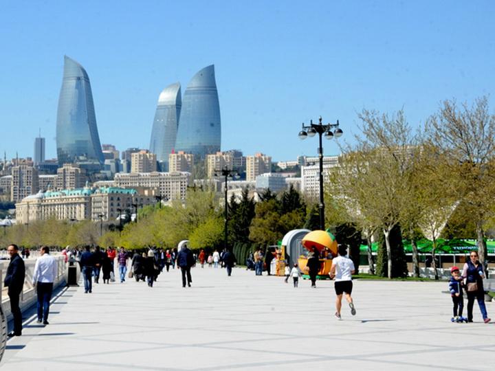 В Азербайджане сохранится жаркая погода