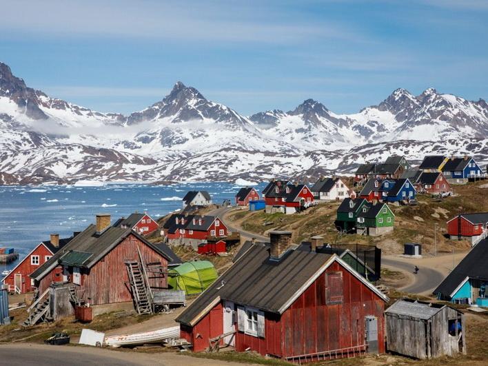 Названа предложенная Дании за продажу Гренландии сумма