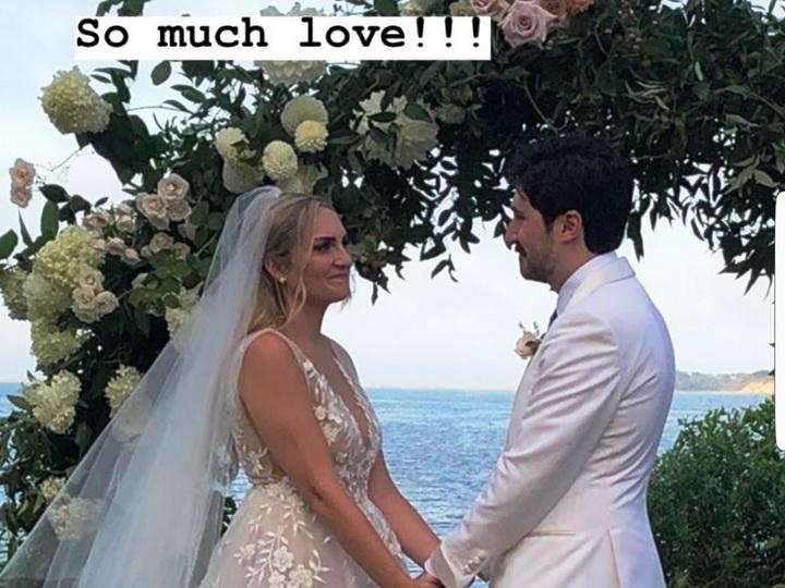So much love: новые снимки с нью-йоркской свадьбы сына Эльмара Мамедъярова - ФОТО
