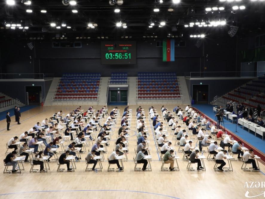 Состоялся этап письменного экзамена конкурса по приему на службу в органы прокуратуры