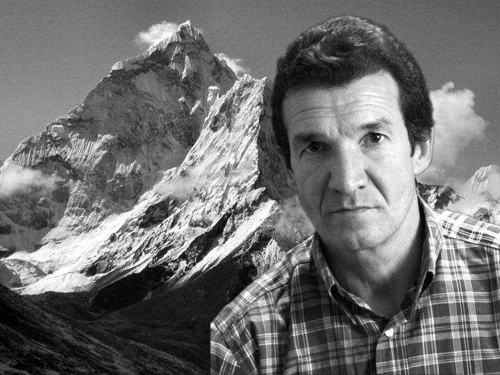 Исрафил Ашурлы в память об альпинисте Акифе Рустамове: «Это была твоя Победа, Акиф…» - ФОТО