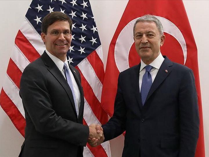 Турция и США запускают первый этап плана по «зоне безопасности»
