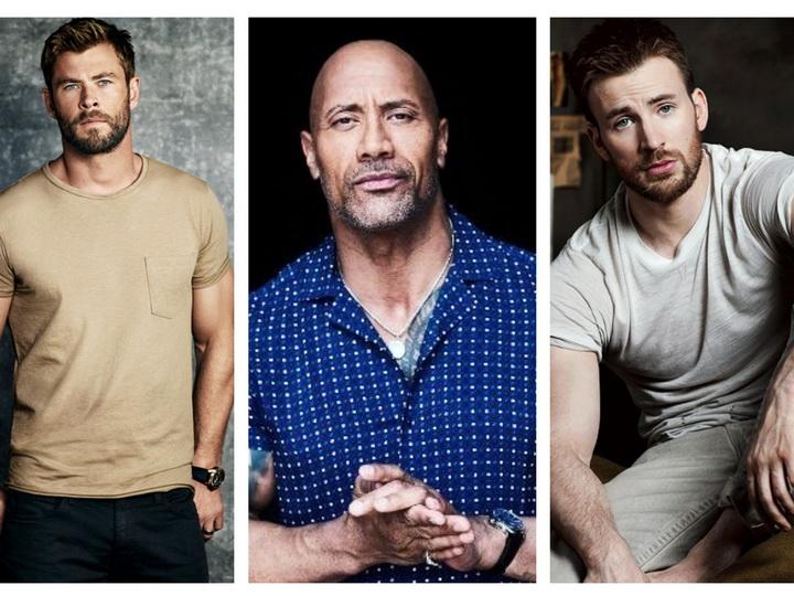 10 самых высокооплачиваемых актеров мира по версии Forbes - ФОТО