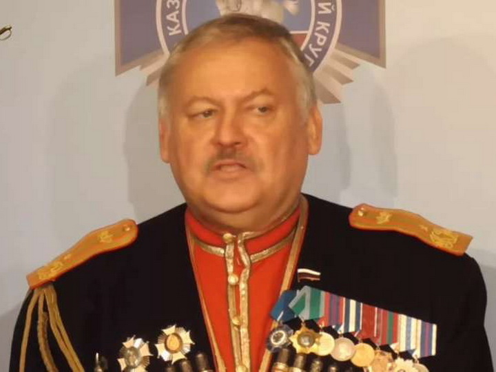 Позор донских казаков Константин Затулин на вечной службе у армян