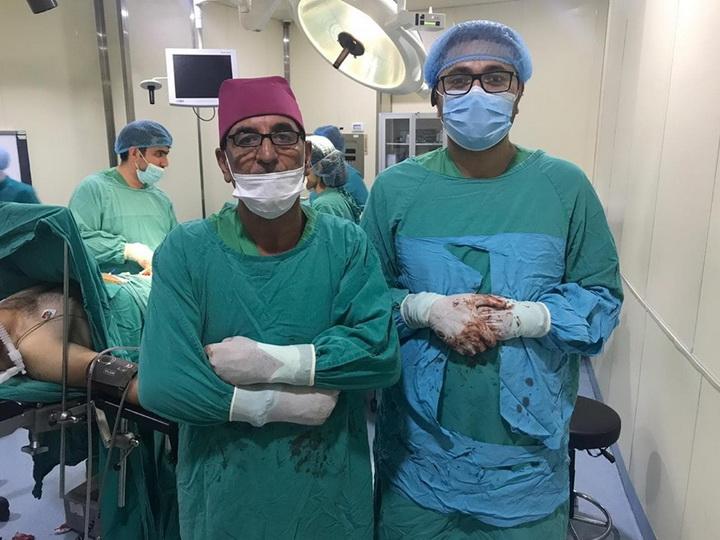 Азербайджанские врачи восстановили потенцию мужчине, который 7 лет был импотентом - ФОТО