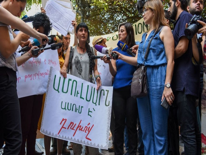 Amulsar problemi Ermənistanın hakim fraksiyanın parçalanmasına səbəb ola bilər