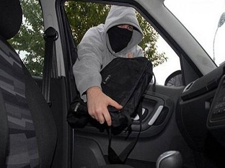 DİN: Avtomobillərinizdə qiymətli əşyalar saxlamayın!