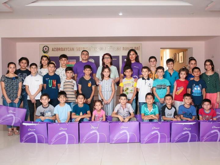 «Цифровой мир» Azercell в городе Лянкяран - ФОТО