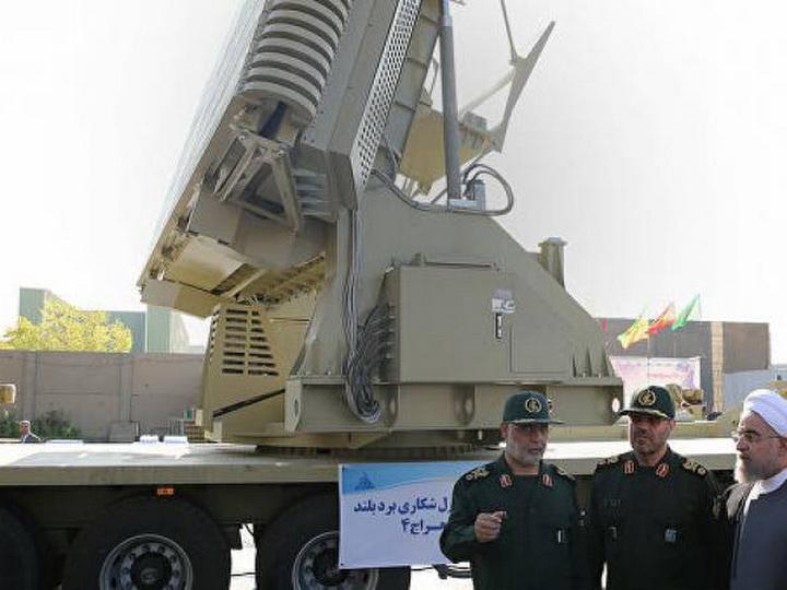 Иран представил ЗРК собственного производства «Бавар-373»
