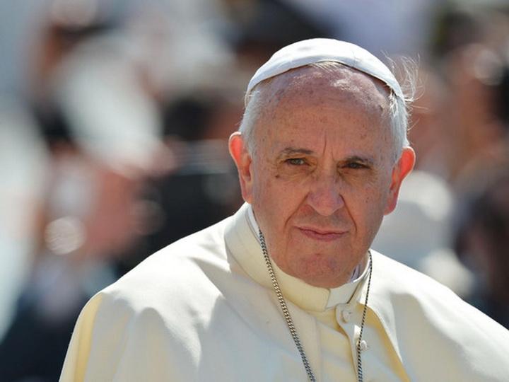 Папа Римский Франциск высказался против пожизненного заключения