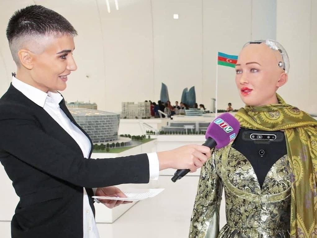 #itvtech: как построить передовую программу о технологиях для азербайджанского зрителя – ФОТО – ВИДЕО